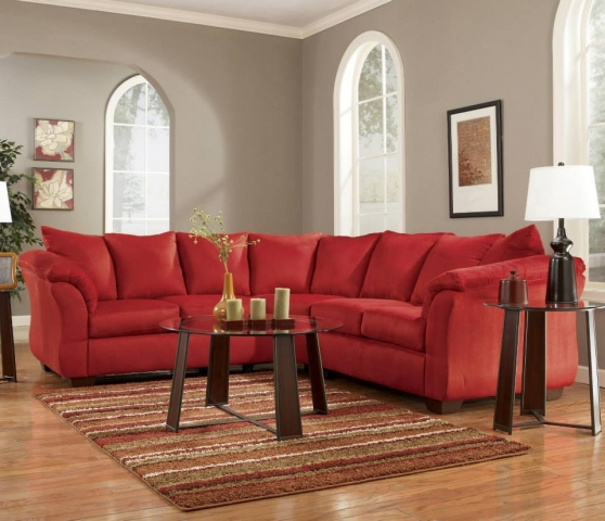 Living Room Furniture At Option Rentals In Nashville